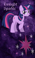 Twilight Sparkle Win7 Phone WP