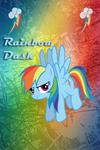 Rainbow Dash Iphone BG