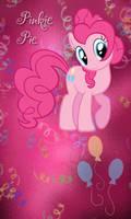 Pinkie Pie Win7 Phone BG