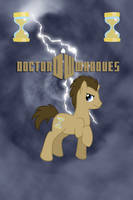 Dr Whooves Iphone BG by TecknoJock
