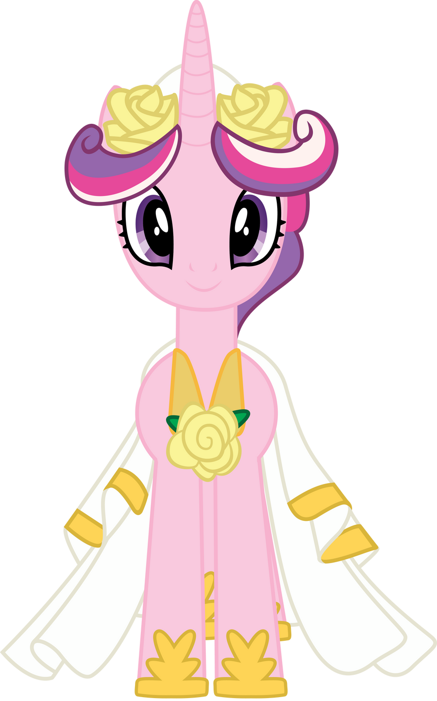 Princess cadence wedding gown by tecknojock on deviantart - Pictures of princess cadence ...