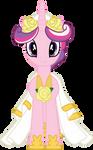 Princess Cadence Wedding Gown