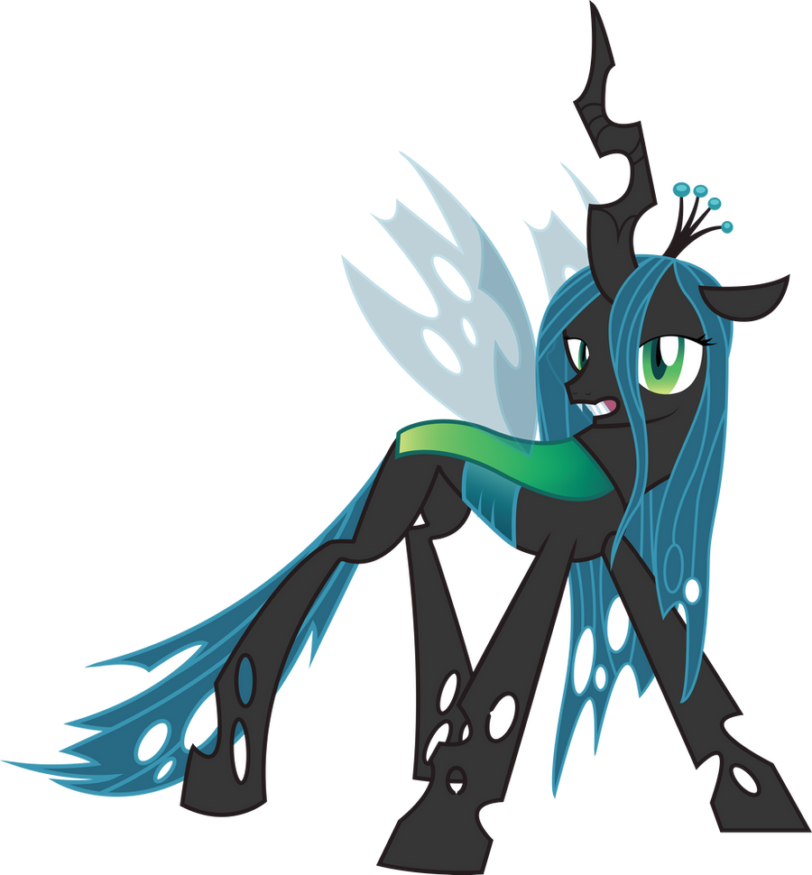 queen chrysalis hipster-#2