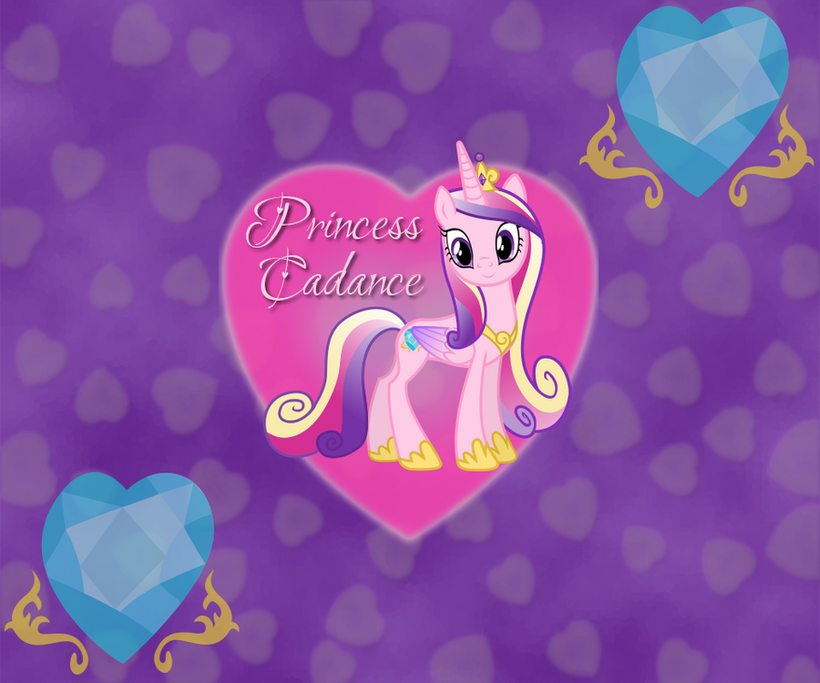 Princess Cadance Android 960x800 by TecknoJock