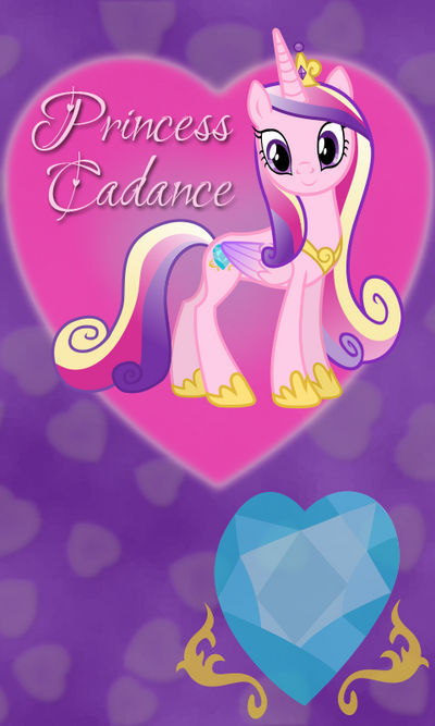 Princess Cadance Win7 Phone