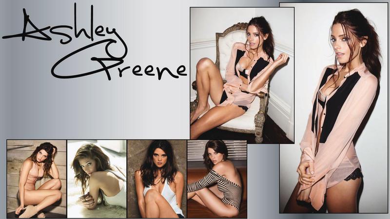 Ashley Greene by ResolutionDesigns