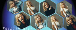 Kristin Bell by ResolutionDesigns