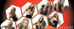 Avril Lavigne by ResolutionDesigns