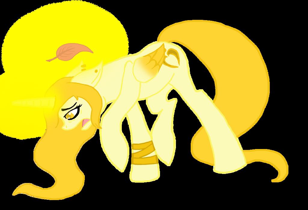 More Golden Heart by randomcatgirl