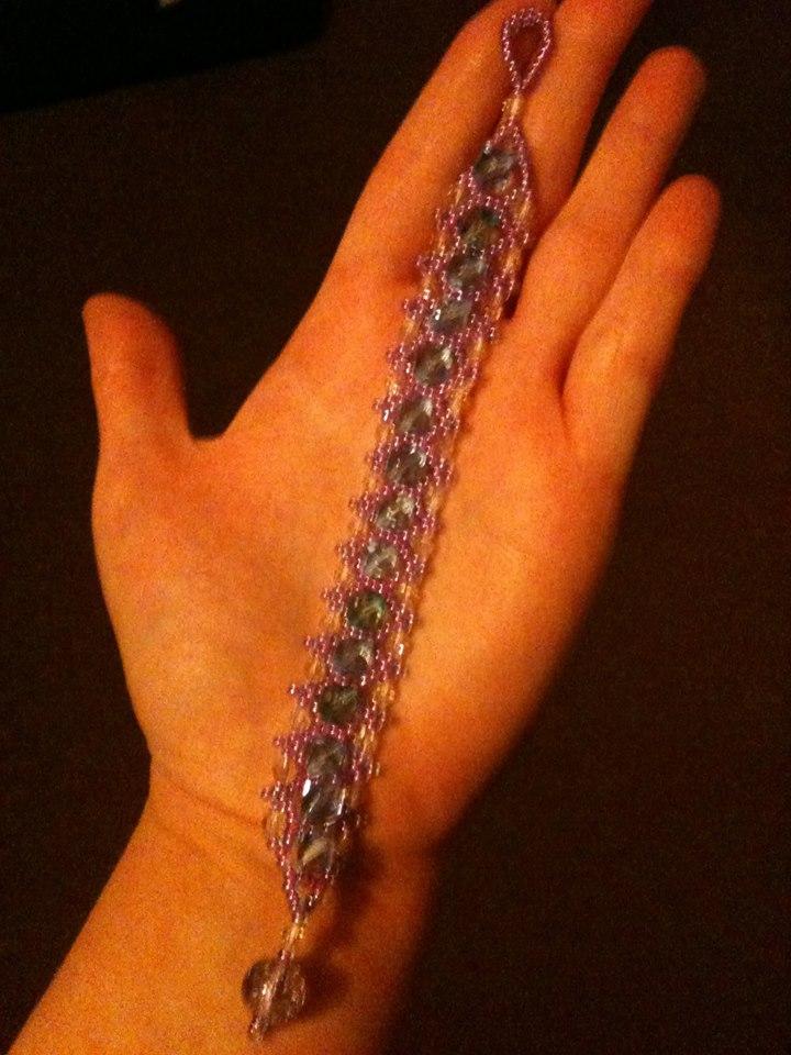 First of many bracelets by randomcatgirl