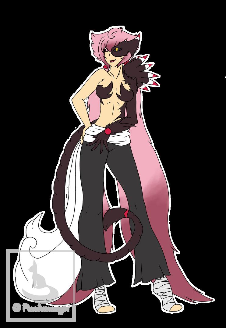 Fanart: Valorie-Sonsaku by randomcatgirl