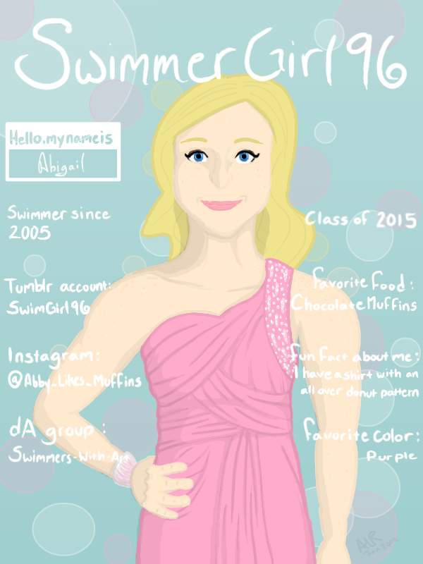 SwimmerGirl96's Profile Picture