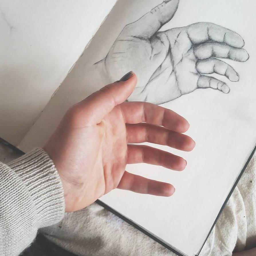 Hands by MELSARTBOOK