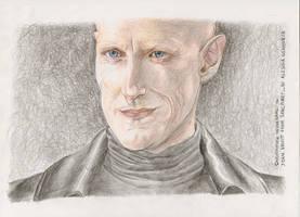 Christopher Heyerdahl by darkmanson