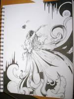 Ballerina by ettigirb123