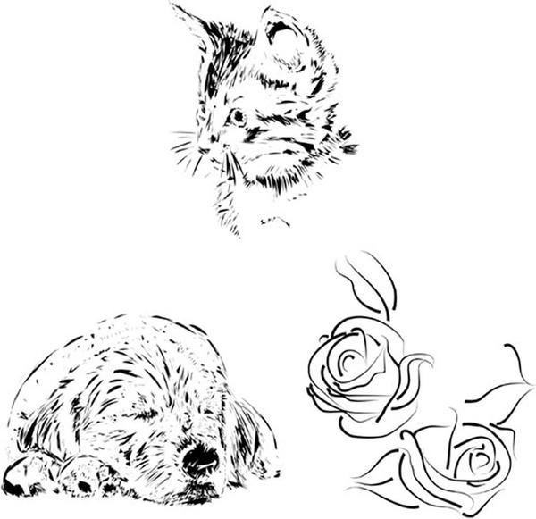 Line Art Practice : Line art practice by kairanya on deviantart