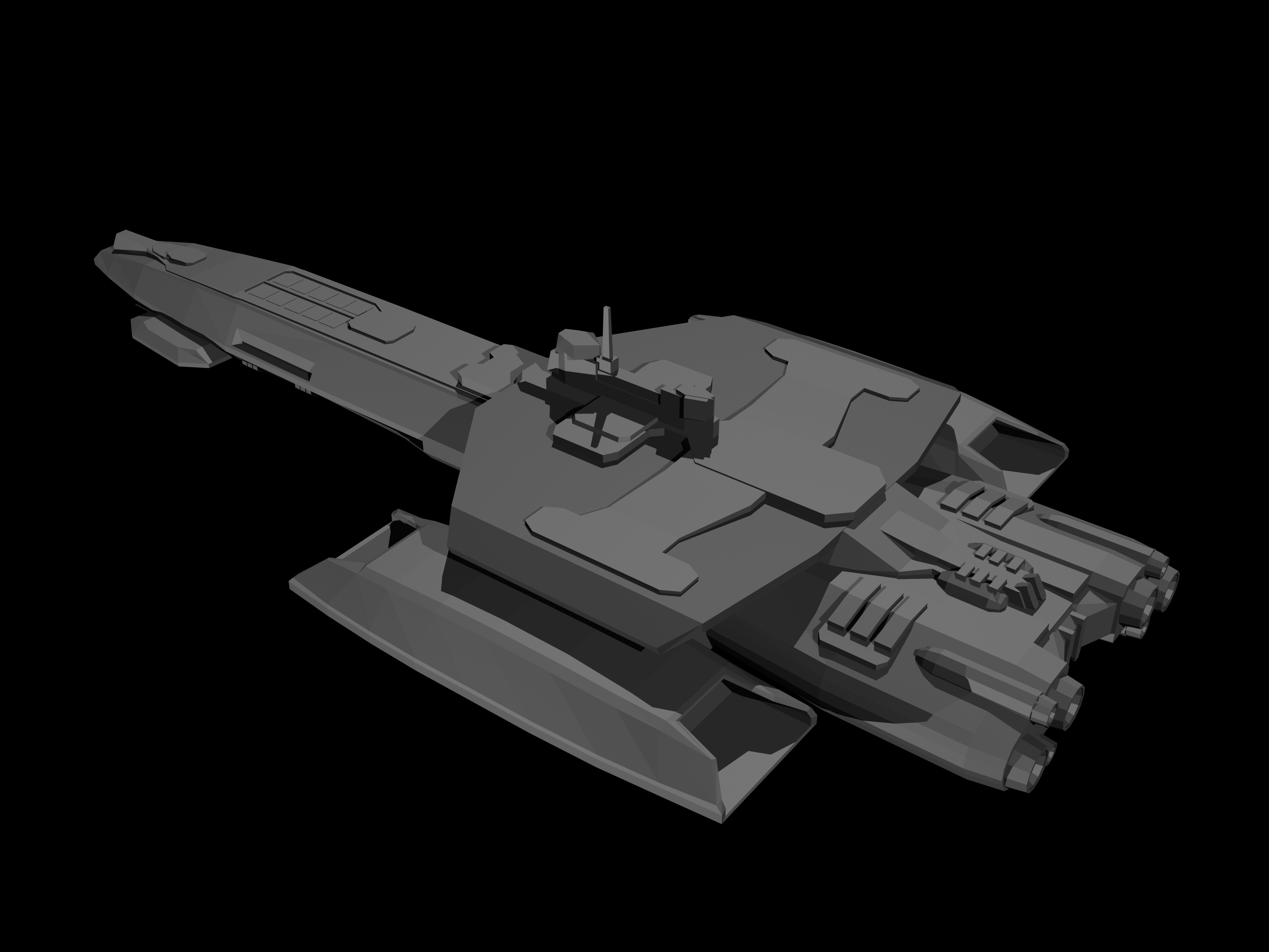 Achilles Class Battleship Wip5 By Epytronomega Designs Interfaces Game