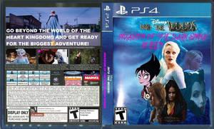 PS4 Invasion Of The Dark Snow Queen!