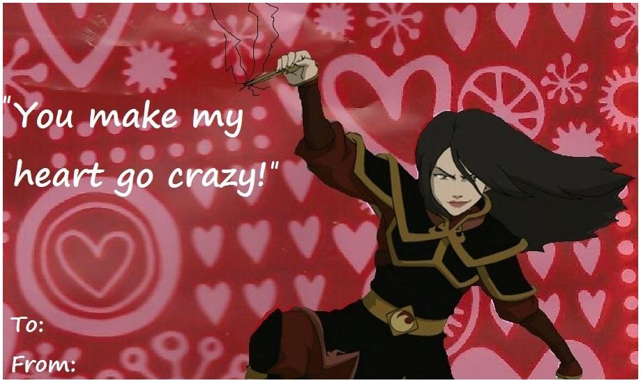 Love Card - Azula by Trackforce