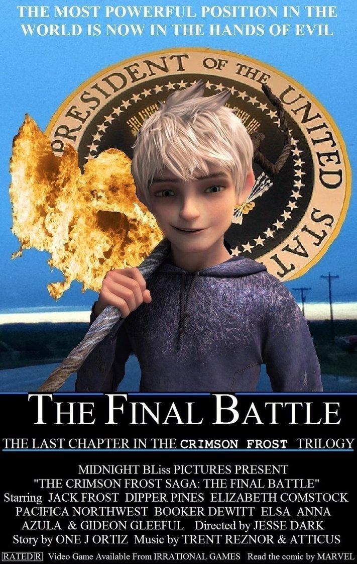 Crimson Frost 3   The Final Battle by Trackforce
