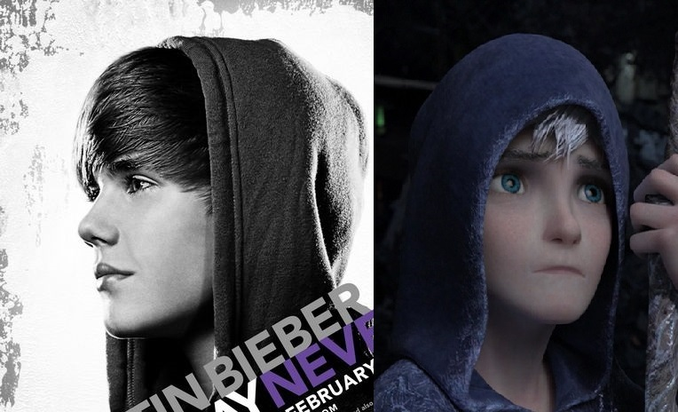 Justin Bieber is Jack Frost by Trackforce