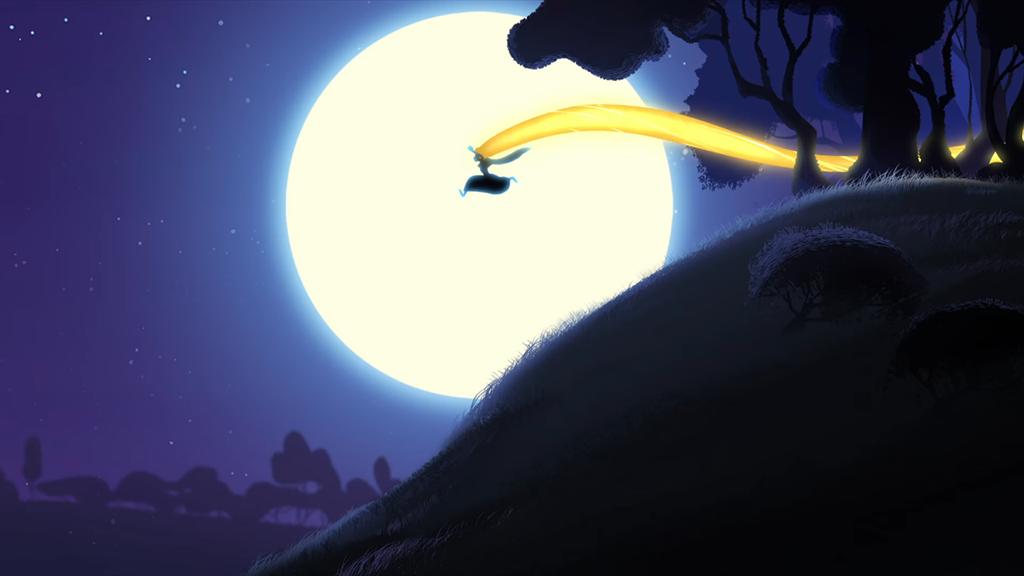 Tangled Moon Signal by Trackforce