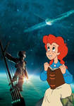 2002 Summer of Anne Of Treasure Planet