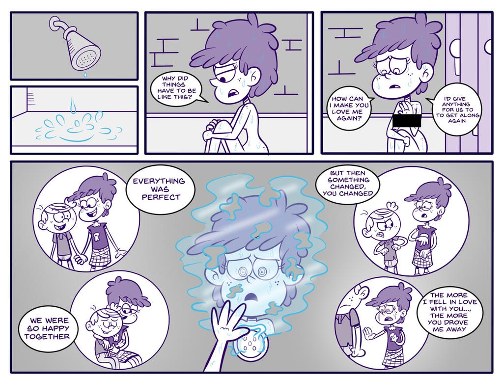 Luna Comic 9 by Trackforce