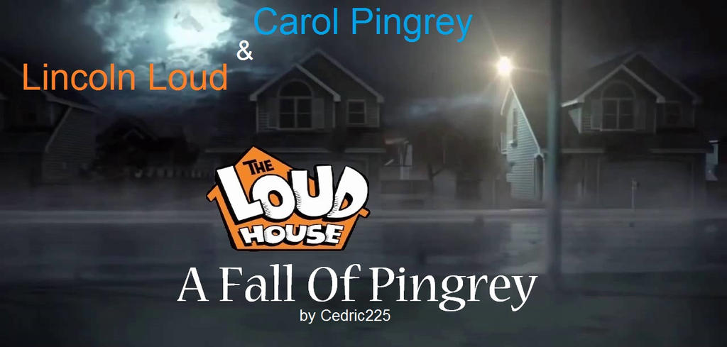 A fall of pingrey title screen by Trackforce