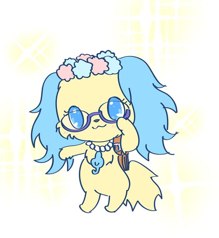 Sapphire by sakuramori-sumomo