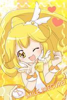 Cure Peace2 by sakuramori-sumomo