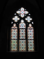 Church Window by nathies-stock