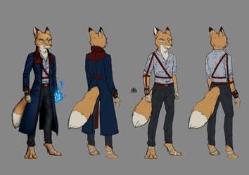 Ren reference sheet by Lock-wolfe