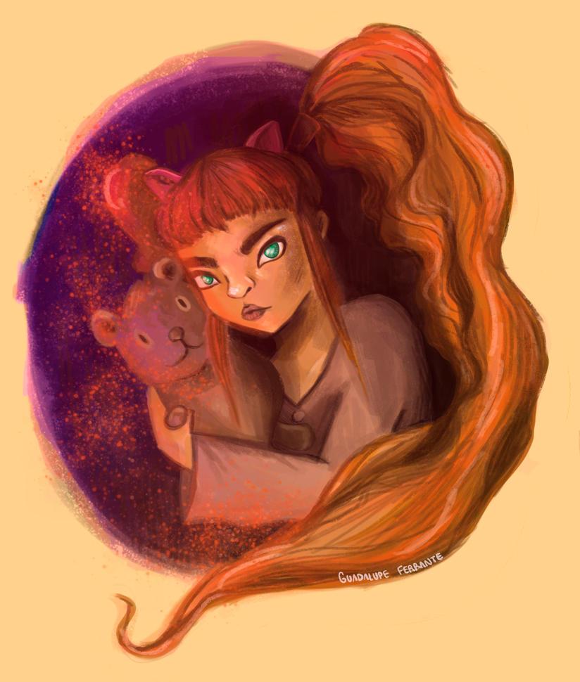 Annie by GuadalupeFerrante