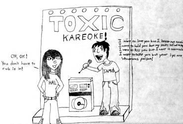 Toxic Kareoke