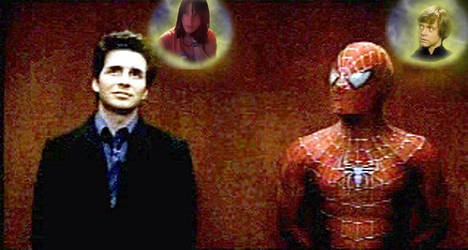 Spidey and Hal Deleted Scene