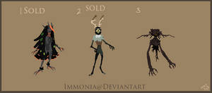 Humanoid Adopts 77 [Point Option Available]