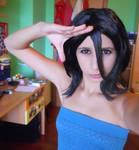 Rukia Kuchiki cosplay