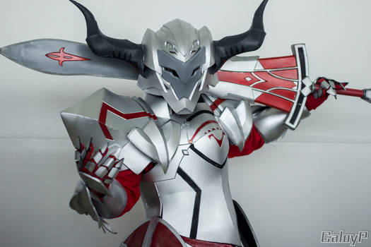 Mordred Cosplay