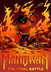 ManOwaR the final battle fanart