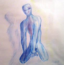 Blue sickness by PantheraSpiritus