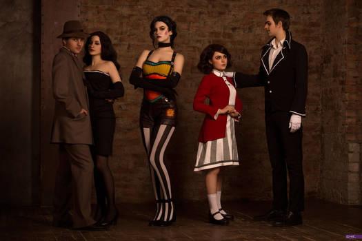 Contrast - Dawn, Didi, Jonni, Kat, Vincenzo