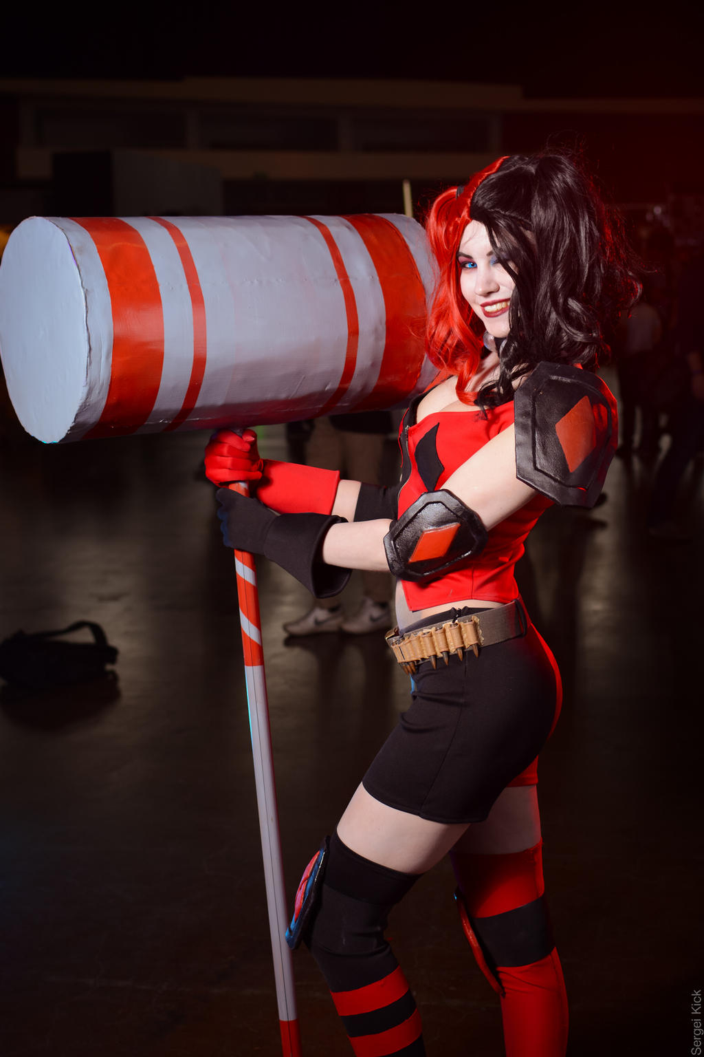Harley Quinn - New52 by KiryuFox on DeviantArt
