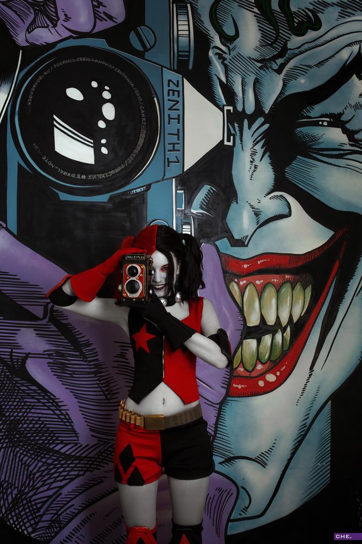 Harley Quinn New 52 by KiryuFox