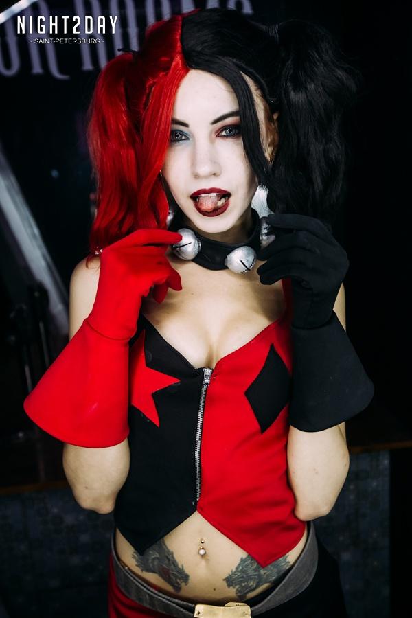 Harley Quinn by KiryuFox