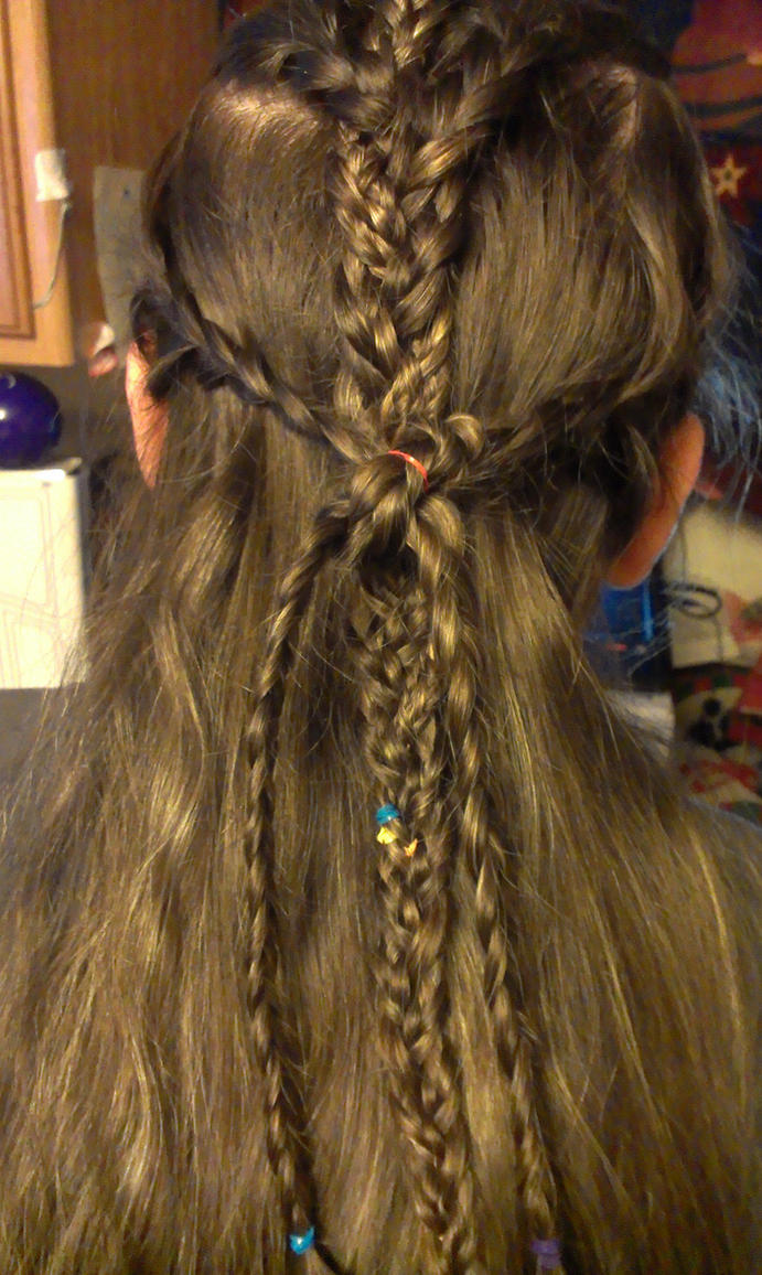 lord of the rings elf braids by wolfgurl181 on deviantart