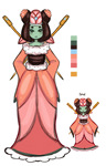Sushi Princess [Bio]