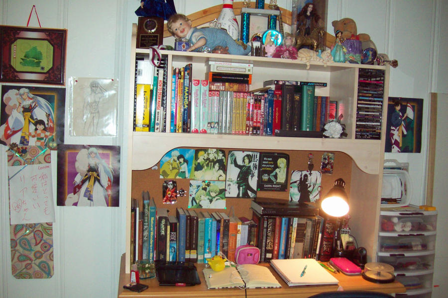 my otaku nerd bedroom 3 by annamae2243 on deviantart