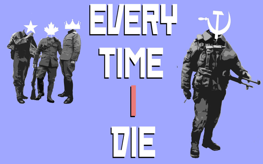 Every Time i Die Wallpaper Every Time i Die Witrs Revised