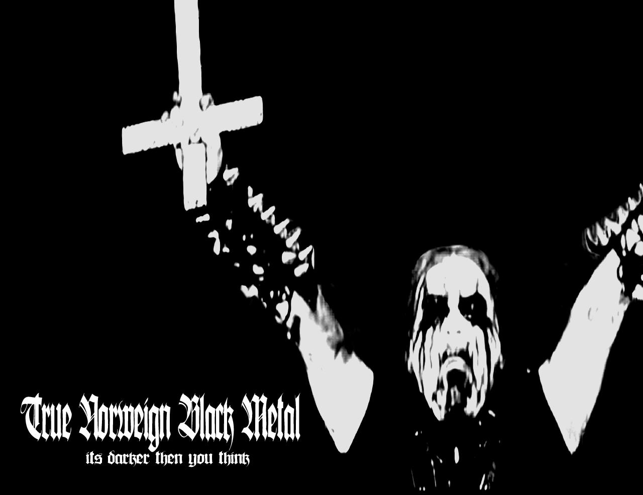 True Norwiegn Black Metal by bondedbyblood